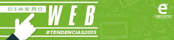 Tendencias de Diseño Web 2015