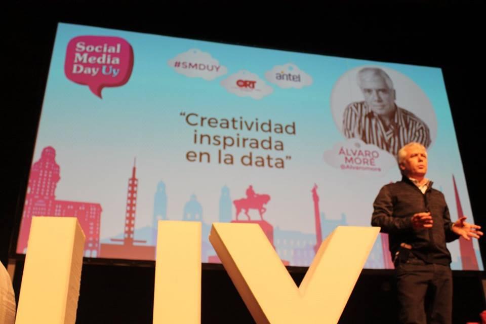 Alvaro More - Social Media Day