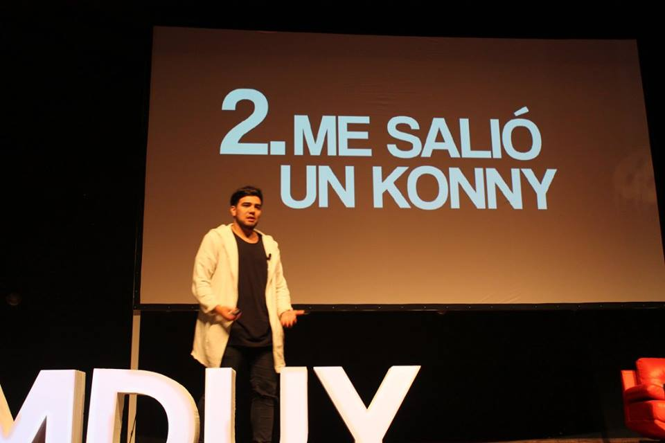 Ignacio Novelle en el Social Media Day