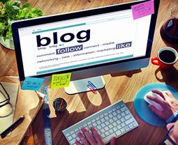 Historia del Blogging